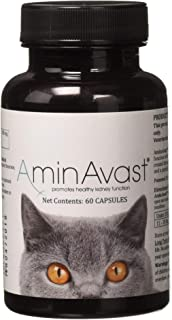 AminAvast Kidney Support Supplement for Cats and Dogs, 300mg - Promotes and Supports Natural Kidney