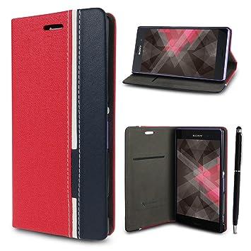 dec108dcfb Amazon | Sony Xperia Z3ケース 【 docomo SO-01G】【au SOL26 ...