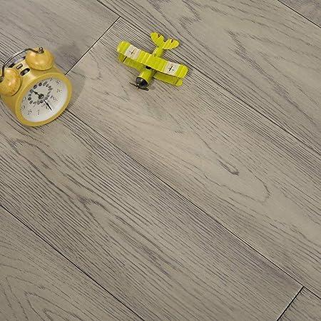Grey Oak 6 1 X 0 7 Solid Wood Flooring Natural Color Brushed