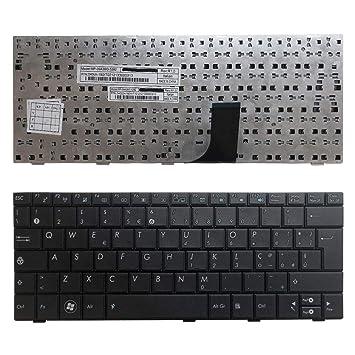 Nerd Herd ASUS EEE PC 1001HA 1005HA 1008HA Negro Italiano Teclado para Ordenador Portátil (PC) de Repuesto: Amazon.es: Electrónica