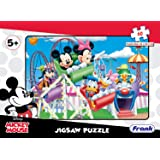 Frank Disney's Mickey Mouse & Friends Puzzle for 5 Year Old Kids and Above