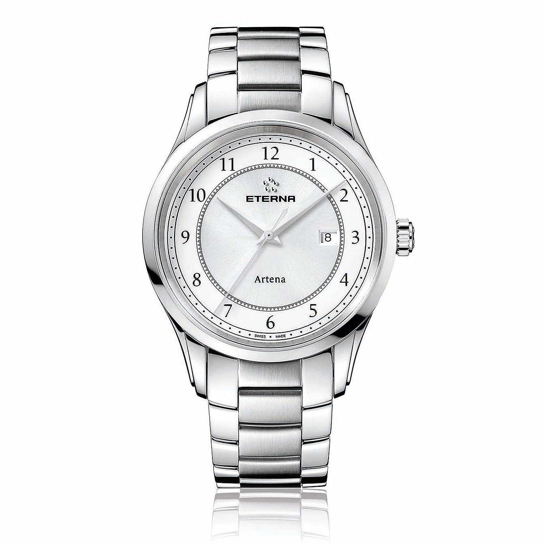Eterna Herren - Armbanduhr Artena Analog Quarz 2520.41.64.0274