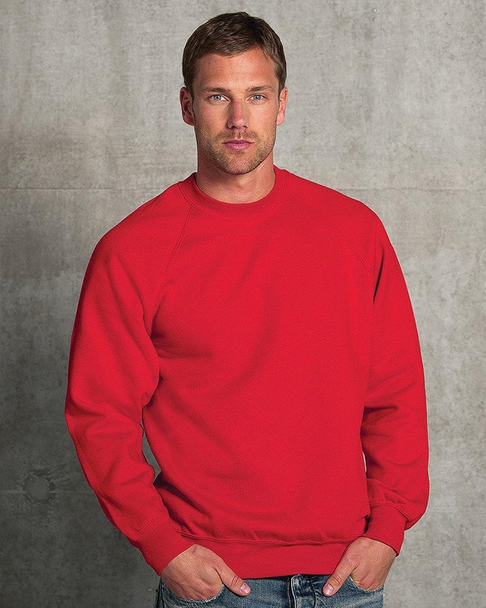 Russell Classic Sweatshirt Dark Green