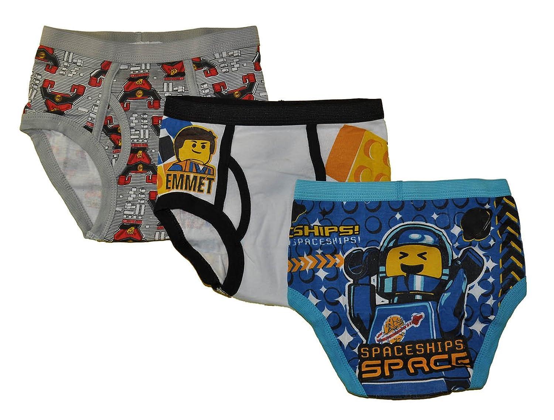 discount The Lego Movie Boys 3 Pack Underwear Briefs supplies
