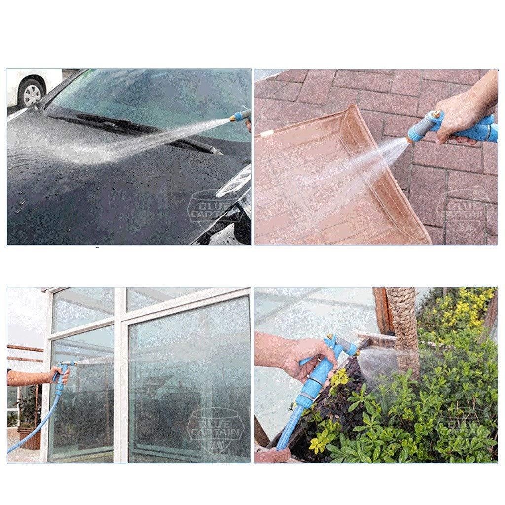 散水ホース, ガーデンホース/マルチスプレーパターン/ユニバーサルジョイントはあらゆるタイプの蛇口/洗車用、散水用、ペットバス用に接続できます、 (Size : 25m) B07T2QW49K  25m