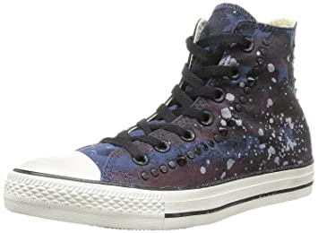 361ba29ebd5 Converse Chuck Taylor All Star Studded Hi Navy Unisex Limited Edition 'Stars,  Stripes and