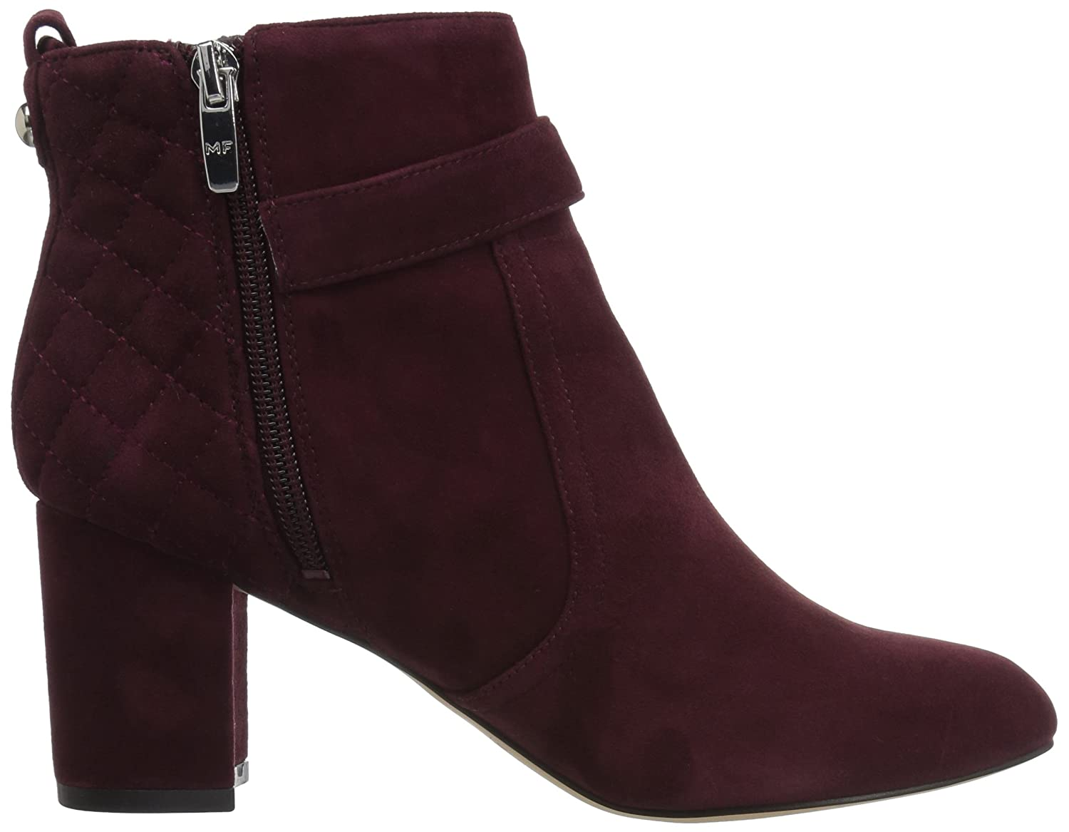 Marc Fisher Women's Weity Ankle Boot B0725N52H8 9 B(M) US|Burgundy