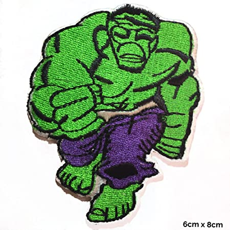 Super Girl Super Hero Embroidered Iron On //Sew On Patch Badge For Clothes etc
