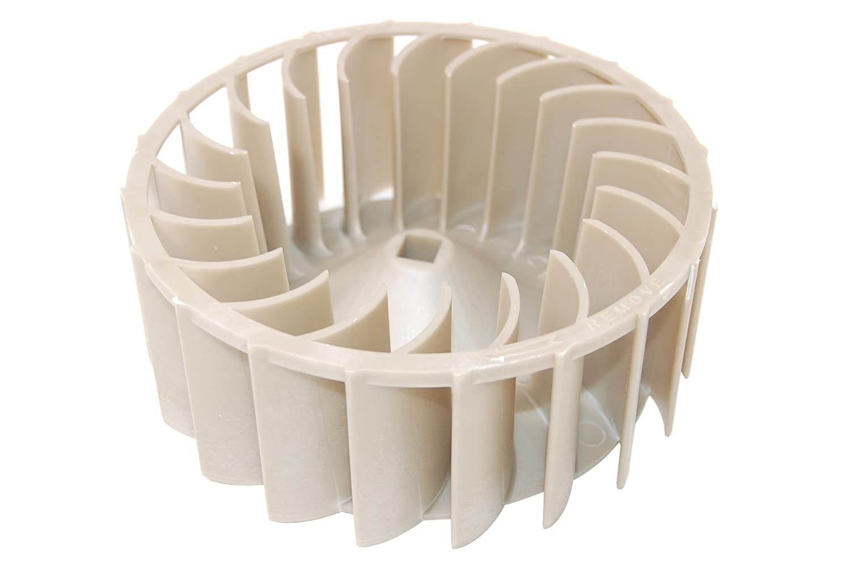 Genuine White Knight Crosslee Plastic Tumble Dryer Fan 421307740896