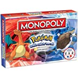 Winning Moves Pokemon Monopoly Board Game