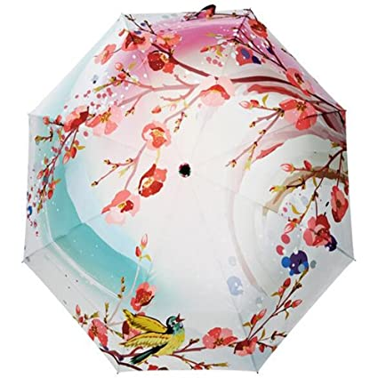 Metech 1 Pcs/lots Creative Columbus Chart Fashion Umbrellas 2014 Novelty Items Brand Automatic Umbrella