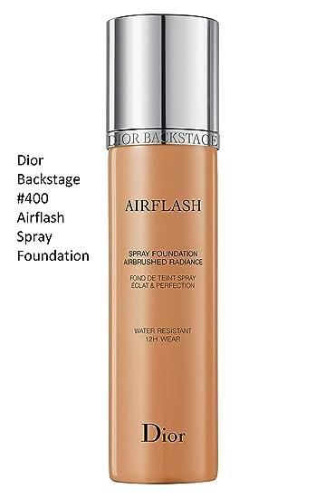 3aa3b766 Amazon.com : Dior Backstage Airflash Spray Foundation 400 ...