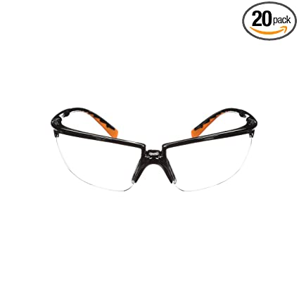 a92f87744e Image Unavailable. Image not available for. Color  3M Privo Protective  Eyewear ...