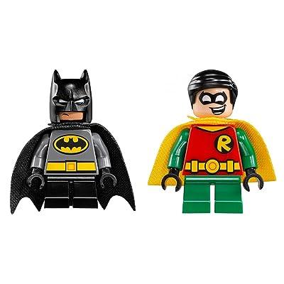 LEGO Mighty Mircos Batman Movie Minifigures - Batman & Robin (Small Figures): Toys & Games