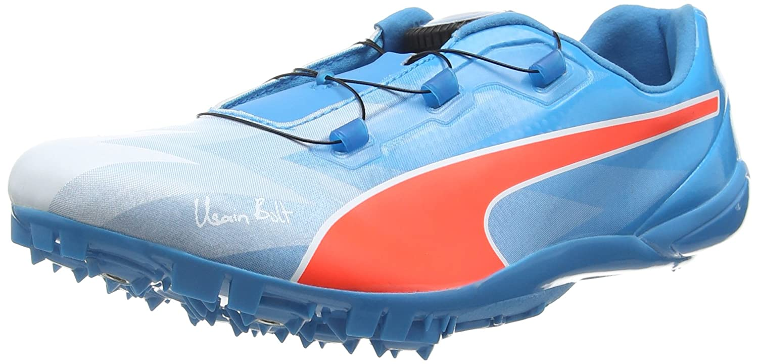 940df7dde97 Puma Adults  Bolt Evospeed Disc Running Shoes  Amazon.co.uk  Shoes   Bags