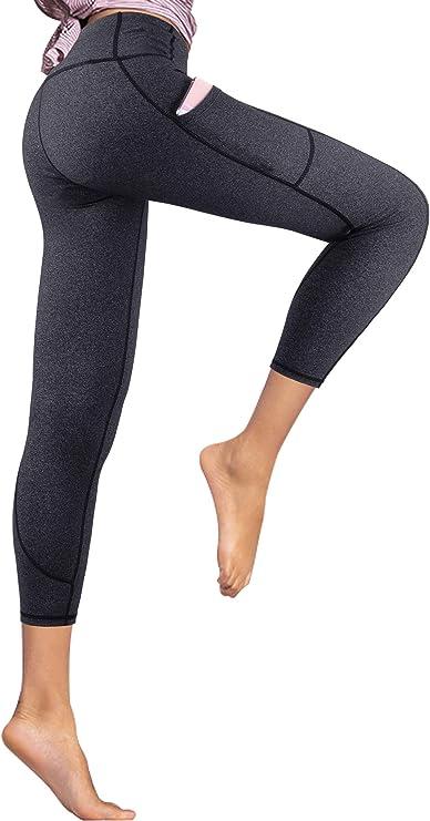 GRAT.UNIC Mallas Deportivas de Mujer, Mujer Pantalones elásticos ...