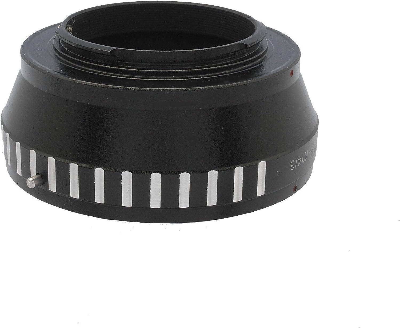 MC Lens Adapter for Olympus OM-D E-M10 Mark III Gadget Career Minolta MD