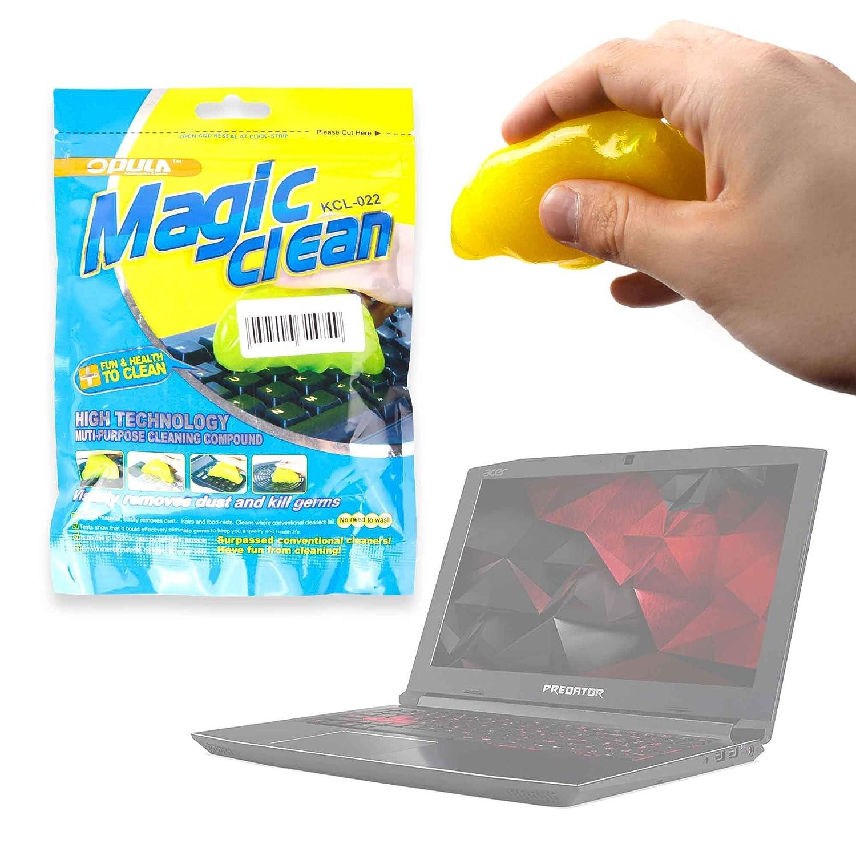 DURAGADGET Potente Gel Limpiador para Portátil Acer Aspire 3 ...