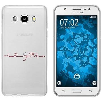 PhoneNatic Funda de Silicona Compatible con Samsung Galaxy ...