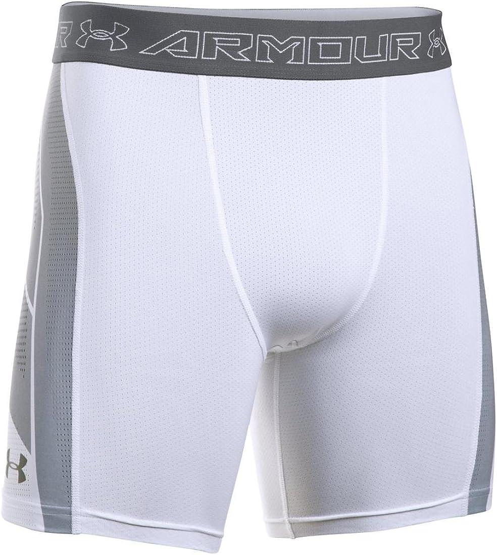 Mens Under Armour UA HeatGear Armour Supervent Short