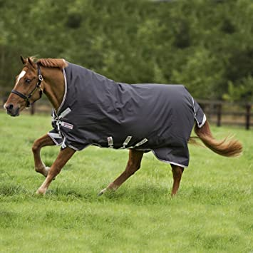 Horseware Amigo Bravo 12 Wug lite excalibur 3 Bauchgurte Weidedecke Regendecke