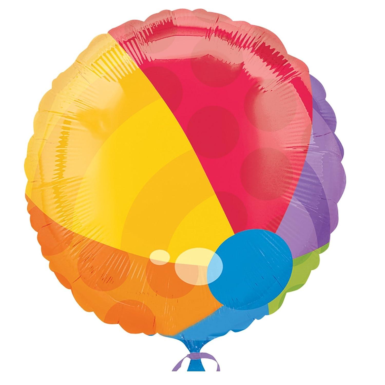 Beach Ball 18 Foil Balloon