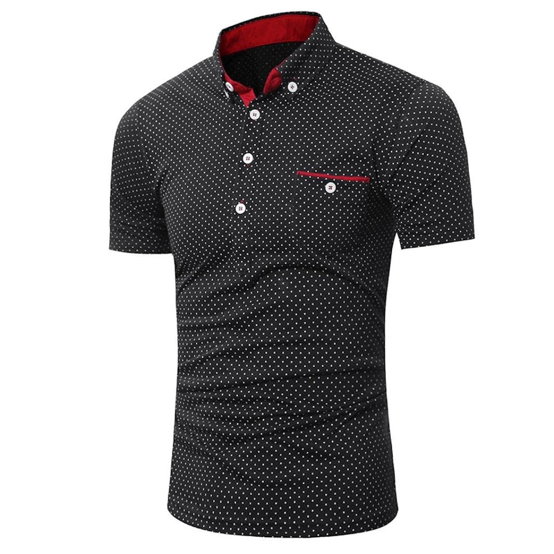 9451ea65172 well-wreapped WINWINTOM Moda de Verano Camisetas, 2018 Hombre Camisetas y  Polos, Hombres