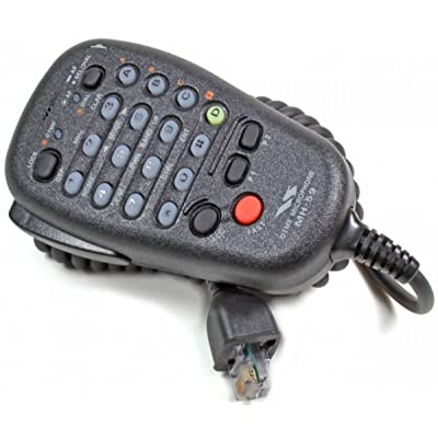 Yaesu MH-59A8J Remote Control Microphone - For FT-897D & FT-857D: Electronics [5Bkhe0814478]