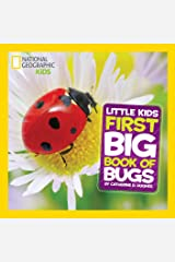 National Geographic Little Kids First Big Book of Bugs (Little Kids First Big Books) Kindle Edition