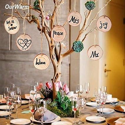 Amazon Com Hatabo Decoration Wedding S Accessories Birthday 50pcs