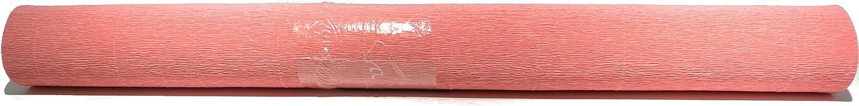non ausblutend rose//cr/ème 31 Fleuriste Cr/épon 50/cm x 250/cm r/ésistant /à la lumi/ère