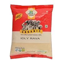 24 Mantra Organic Idly Rava, 500g