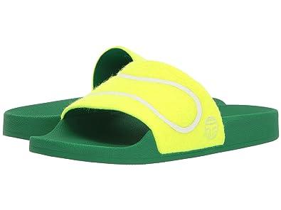 amazon com tory burch sporty open toe slides slides