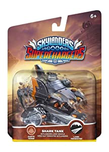 Skylanders Superchargers Shark Tank Vehicle (Earth) New!!!