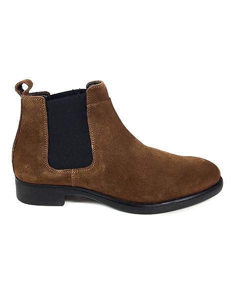 91e646b4678 Zara Men's Leather chelsea boots 5606/102 (44 EU | 11 US | 10 UK ...