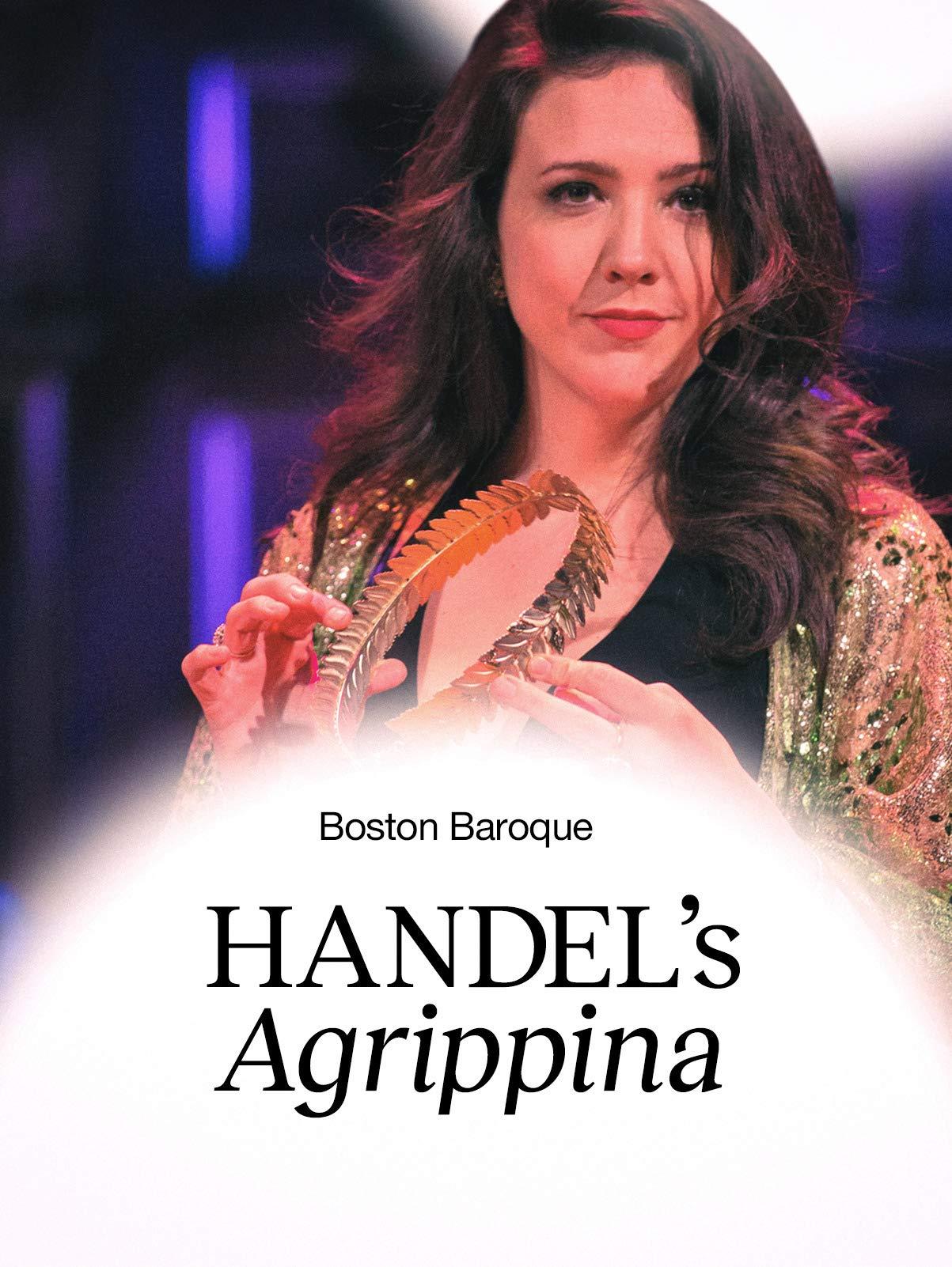 Agrippina on Amazon Prime Video UK