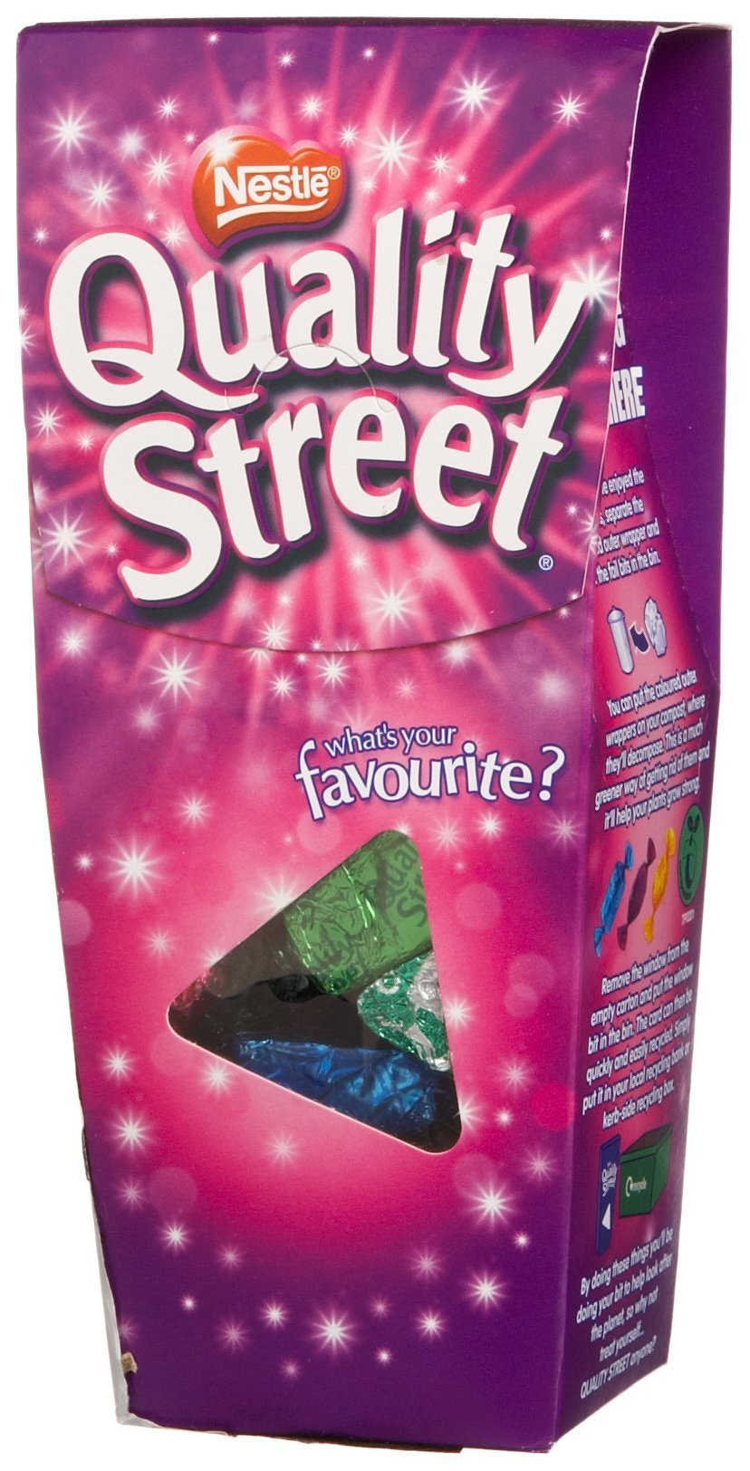 Nestle Quality Street, 9.34-Ounce Packages (Pack of 3) by Nestle