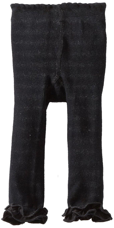 9f00e27ad Amazon.com  Jefferies Socks Baby Girls  Ruffle Footless Tight ...