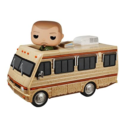 Funko POP Rides: Breaking Bad The Crystal Ship Action Figure: Funko Pop! Rides:: Toys & Games