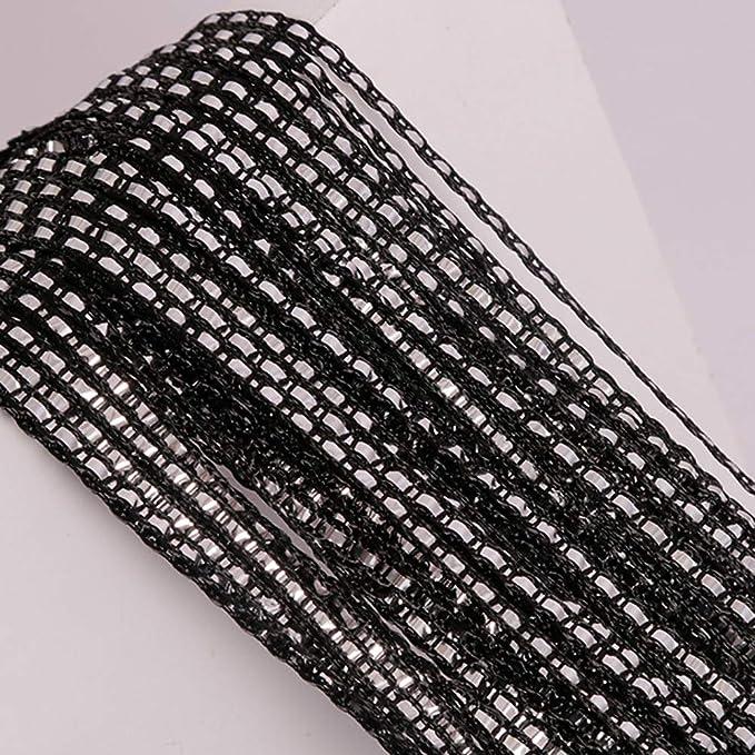 M/ückennetz M/ückennetz Taylor /& Brown/® Moskitonetz f/ür Fenster Fliegenfenster schwarz 1,3 x 1,5 m