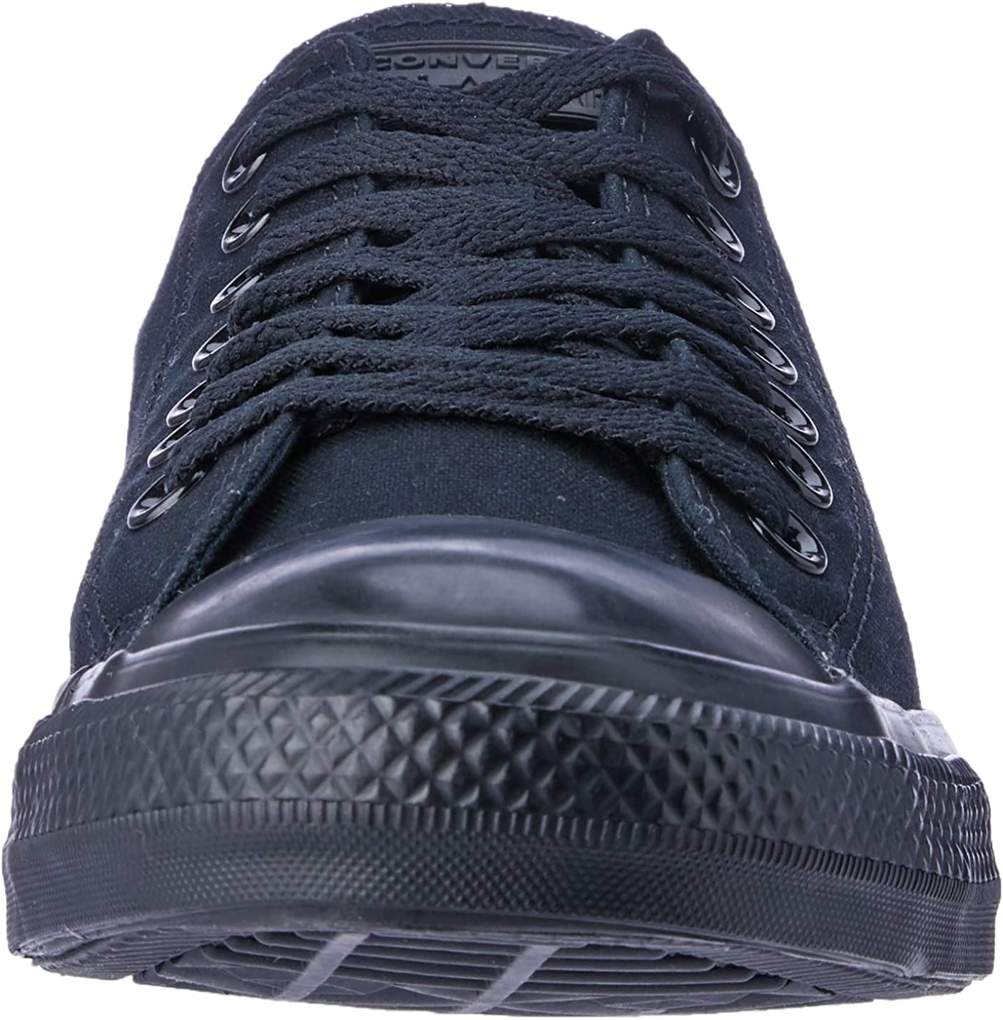 Converse Chuck Taylor All Star Madison Low Top, Tennis Femme Noir Monochrome