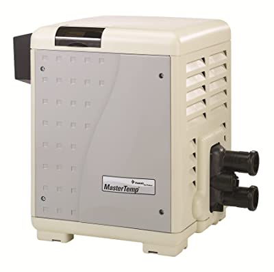 Pentair 460736 MasterTemp High Performance Eco-Friendly Pool Heater