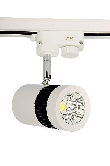 AKC 9W LED Spot Track Light (Warm White)