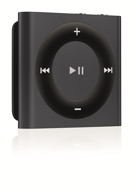 Image Gallery ipod shuffle black - 77.3KB