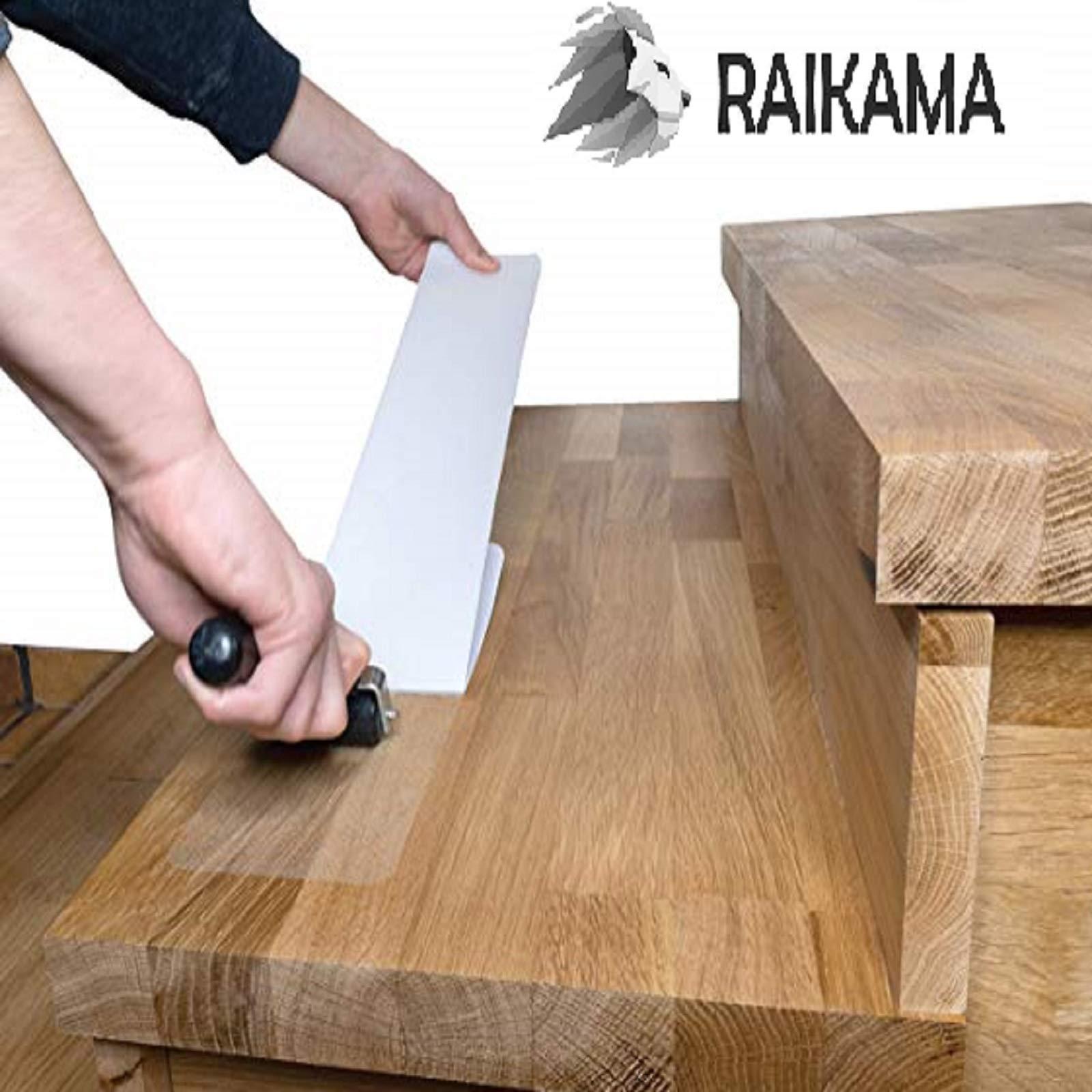 Cinta Antideslizante Transparente 15 un. 10x61cm. RAIKAMA
