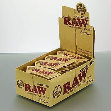 Cono Tips Perfecto 24 Pack | Raw: Amazon.es: Salud y cuidado personal
