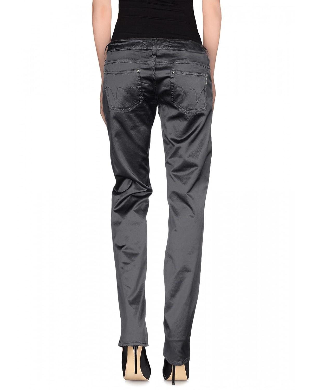 af331f4d4591a Pantaloni donna MET in Jeans effetto raso lucido (25)  Amazon.it   Abbigliamento