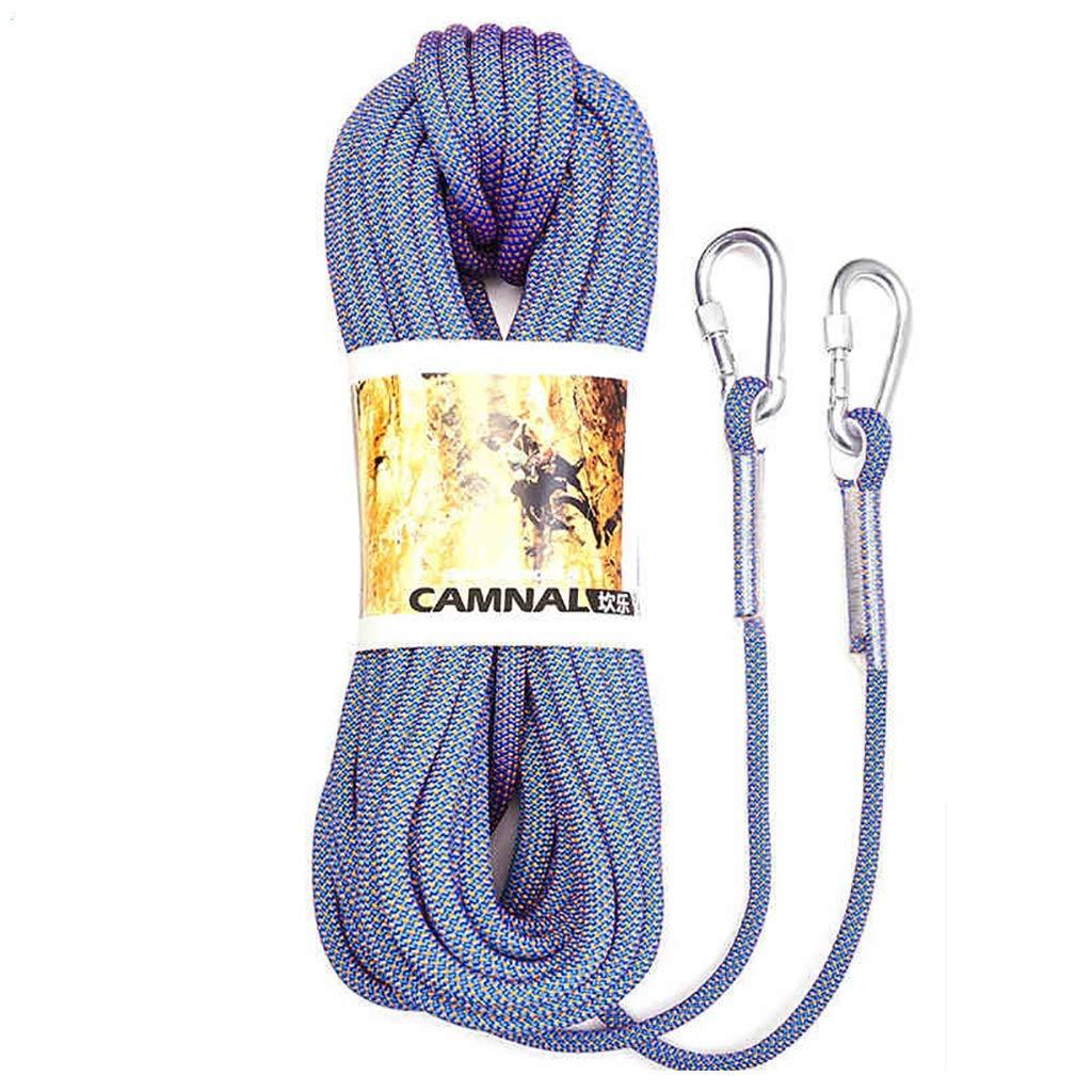 - TLMYDD Corde de Levage Corde de Camping Escalade Escalade Conduite sur Route plongée Couleur résistant à l'usure Taille en Option Cordes (Couleur   D, Taille   12mm 20m)