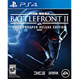 Star Wars Battlefront 2 Deluxe Edition Br - 2017 - PlayStation 4