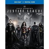 Zack Snyder's Justice League (BIL/Blu-Ray)